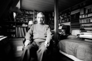 """09 Jun 1978, France --- Director of studies at the  since 1962, he taught at the """"College de France"""" from 1976, until he died in an accident 4 years later. --- Image by © Sophie Bassouls/Sygma/Corbis"""