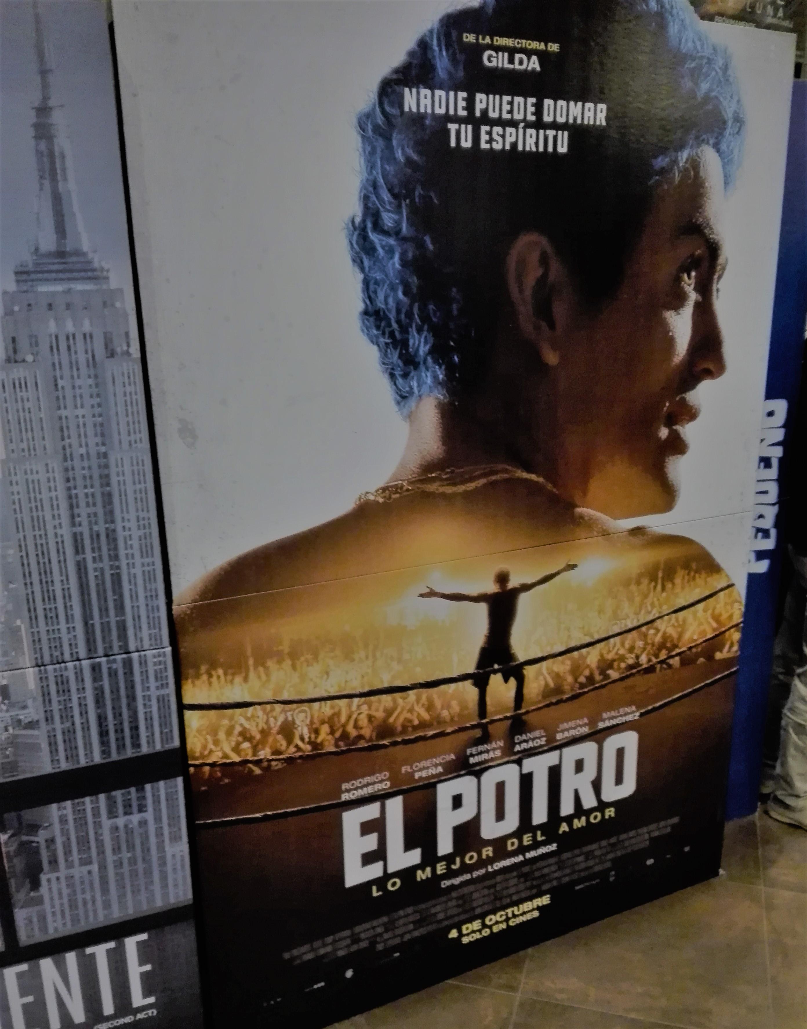 La ilusión de ser El Potro / Reseña